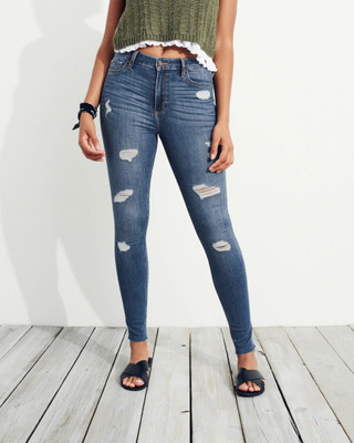 Джинсы Super Skinny Hollister, 26/32, 26/32