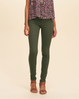 Джинсы Super Skinny Hollister, 26/31, 26/31