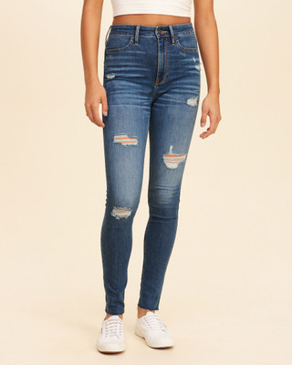 Джинсы Super Skinny Hollister, 25/32, 25/32