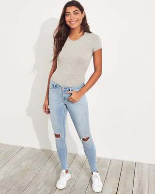 Джинсы Legging Hollister, 26/28, 26/28