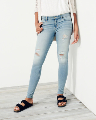Джинсы Super Skinny Hollister, 28/30, 28/30