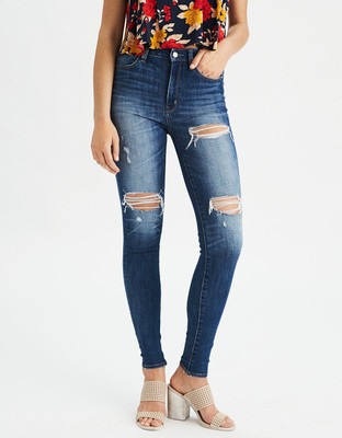 Джинсы Jegging American Eagle, 2 (26/29), 2 (26/29)
