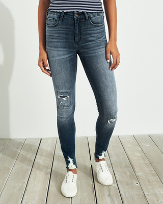 Джинсы Super Skinny Hollister, 25/30, 25/30